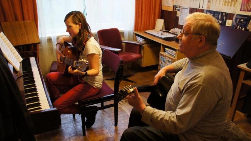 Zajęcia muzyczne - nauka gry
