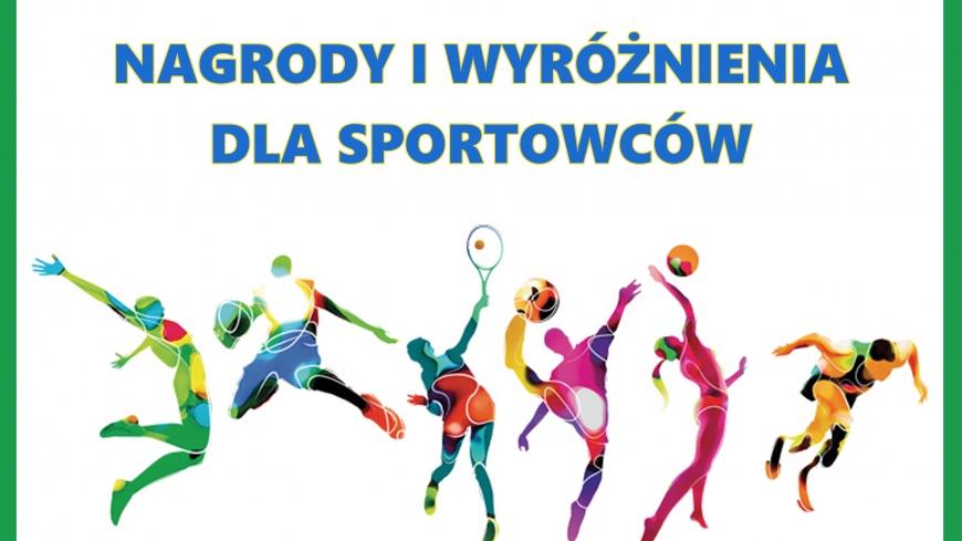 Nagrody i wyróżnienia dla sportowców