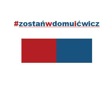 #zostańwdomuićwicz